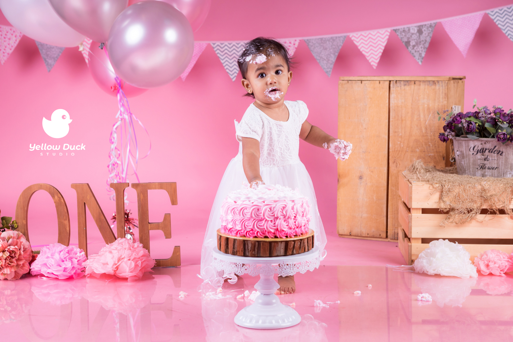 Little Princess Turns One!